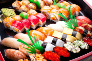 http://www.dreamstime.com/royalty-free-stock-photography-sushi-rolls-image24516037